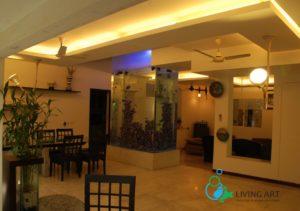 """""""large Acrylic aquarium in Chennai, India"""""""