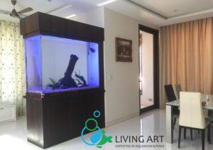 """Acrylic Tank in R A Puram, Chennai"