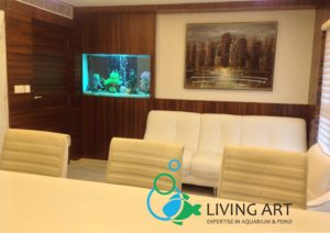 """Small Fish Tank for Office Room in Nungambakkam, Chennai"""